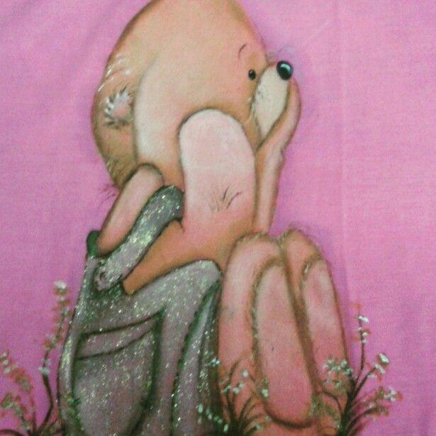 Pintura em camisa