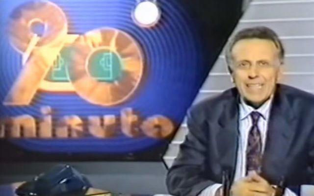 Il 27 settembre 1970 la prima puntata di 90° minuto: 46 anni di cronache di calcio targate RAI 90° minuto è la trasmissione televisiva della RAI che in due ore trasmette una breve sintesi delle partite di calcio di serie A e di serie B (successivamente anche di Champion's), al termine della gi #novantesimominuto #90minuto #rai #tv