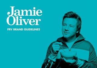 Jamie Oliver | Brand Book