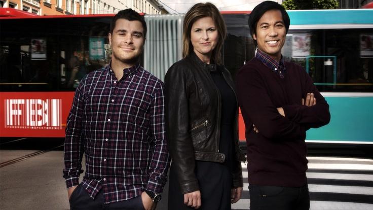 Forbrukerinspektørene (FBI) på NRK hadde tidligere i høst et innslag om valg av høyere utdanning. Espen Ombler på Vg3 fikk gleden av å være hovedpersonen i dette innslaget.
