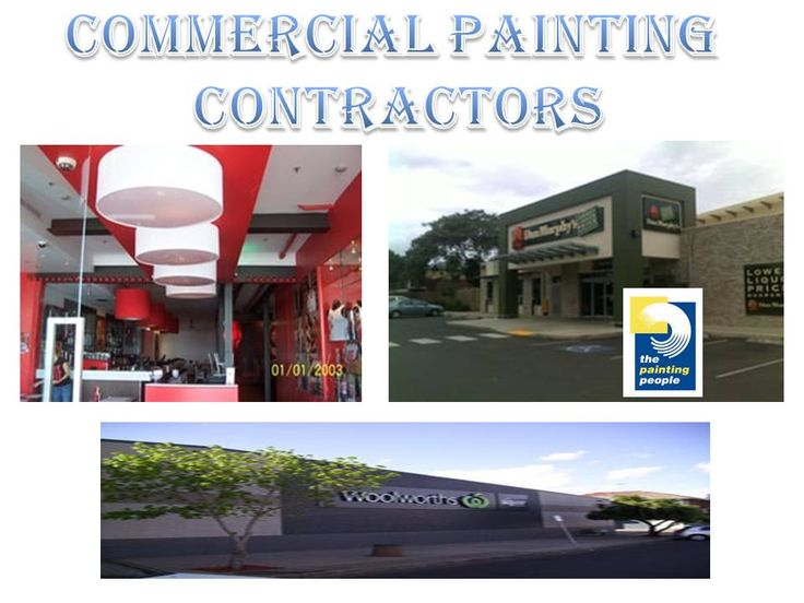 Are you looking for commercial painters? Stop searching! The Painting People is here to help you and will provide you the best commercial painting contractors. For more information visit http://www.thepaintingpeople.com.au/nsw.html