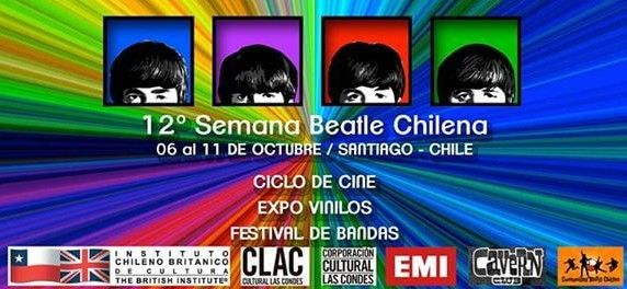 12º Semana Beatles Chilena.