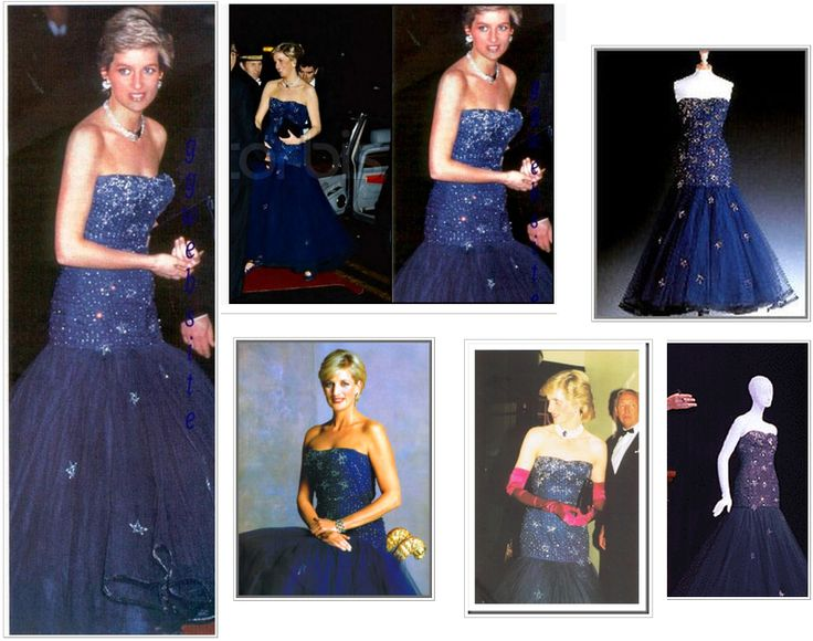 princess diana 1987 birthright purple gown | 1986 Murray Arbeid 'Princess Diana' Tulle Gown at 1stdibs