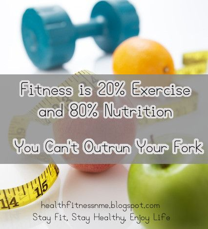 Nutrition And Fitness Quotes. QuotesGram