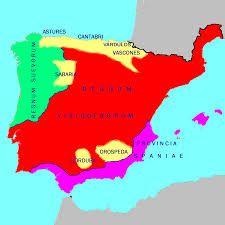 ARTICULO 3 - 23 - El poder de Teodorico se extendió sobre gran parte de Galia e Hispania al convertirse en regente del reino visigodo de Tolosa (Toulouse).