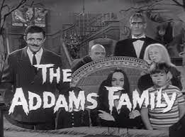 Résultats de recherche d'images pour «télévision série famille adams»