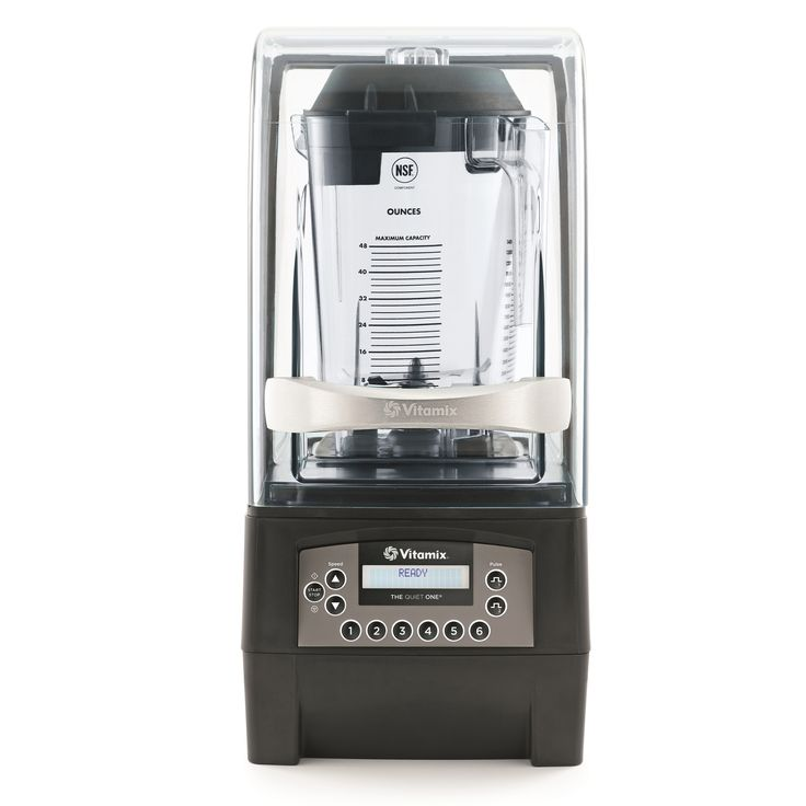 Invest in the Quiet One On-Counter Commercial Blender from Vita-Mix
