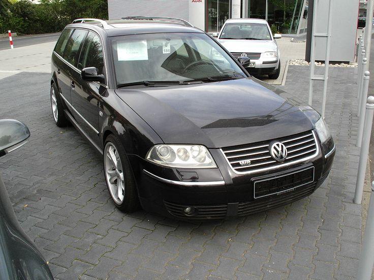 VW Passat B5 W8 2002