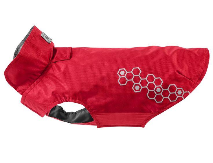 Impermeables para perros - Venture Outerwear Red | La Tienda de Frida