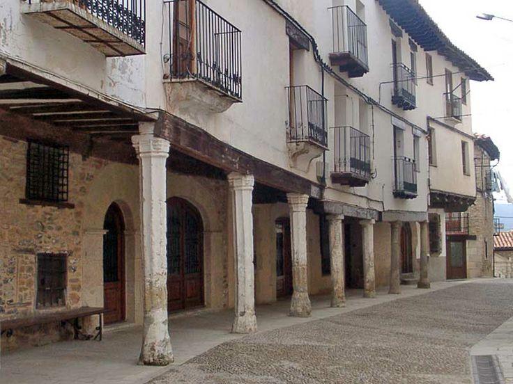 Teruel profundo: Mosqueruela (Gúdar - Javalambre)