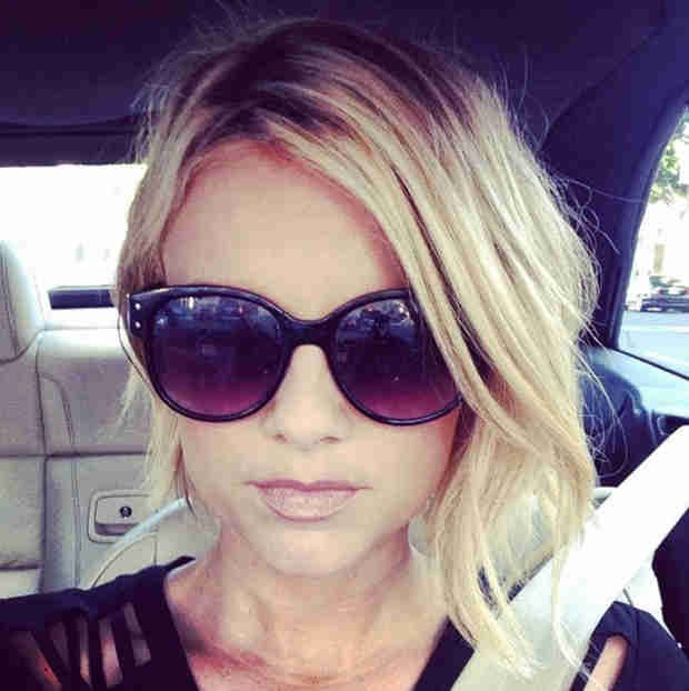 Ali Fedotowsky's Edgy New Haircut — Love It or Leave It? (PHOTO)