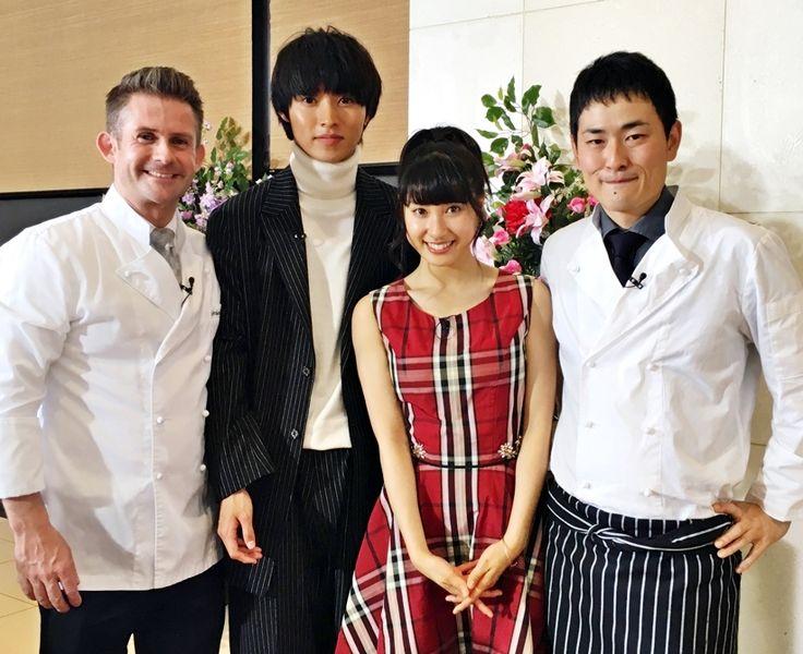 アンダーズ タヴァンが紹介されました、昨夜放送の「ぐるぐるナインティナイン/ ゴチになります!」はご覧いただけましたでしょうか。ぜひ皆さまのお気に入りのお料理をお召し上がりにお越しください。 http://restaurants.andaztokyo.jp/jp/ Have you watched our signature restaurant aired on NTV'Guru Guru Nainti Nain' yesterday? Please come and enjoy your favorite dishes at Andaz Tavern. http://restaurants.andaztokyo.jp/en/ #andaztavern #european #restaurant #gurunai #アンダーズタヴァン #ヨーロッパ料理 #レストラン #アンダーズ東京 #ぐるナイ