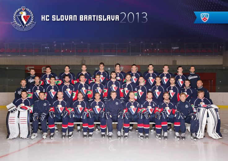 HC SLOVAN Bratislava 2013/2014