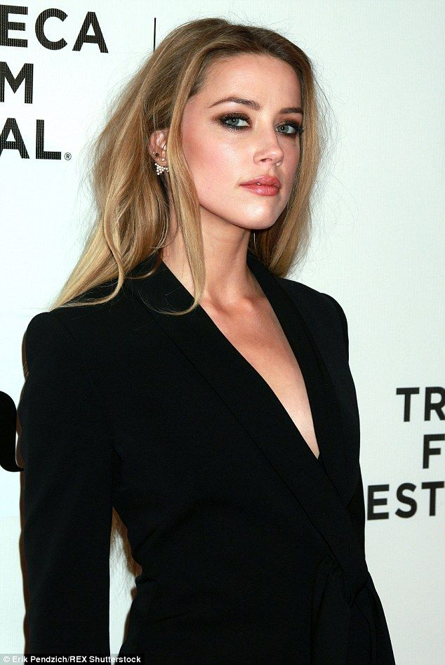 Amber Heard: Aderall Diaries premiere