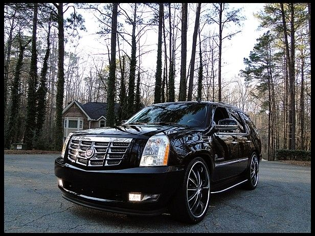 2007 Cadillac Escalade  my baby one day you will be mine