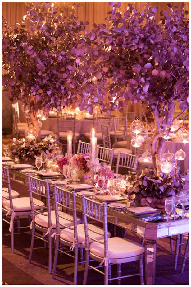 long table setup wedding reception%0A Fabulous Long Wedding Reception Tables