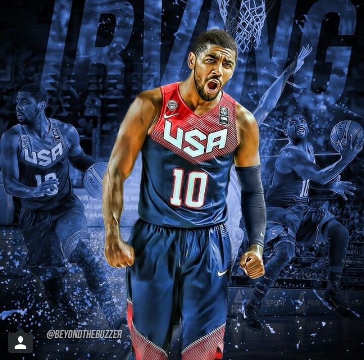 Kyrie Irving Team USA | KI | Pinterest