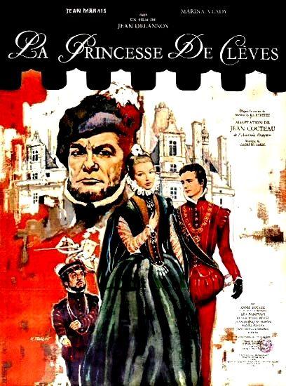 La Princesse de Clèves Film de Jean Delannoy - 1961