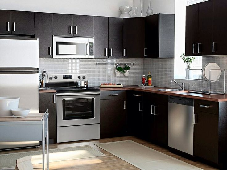 Nice clean looking modern kitchen dream home pinterest for Nice looking kitchens