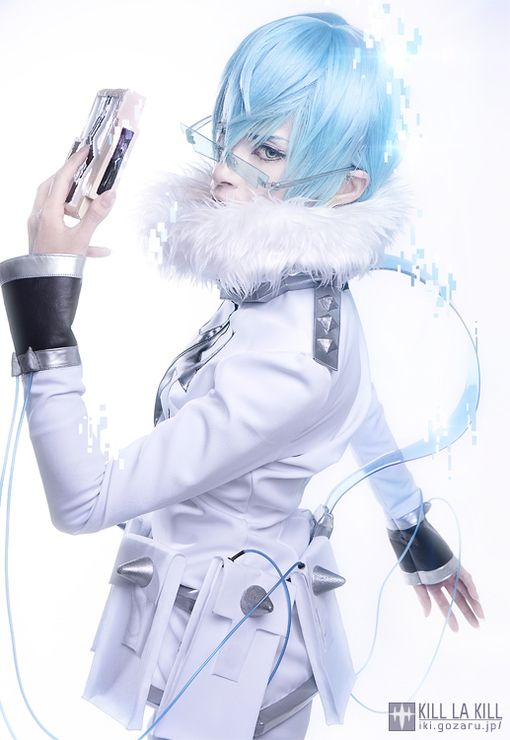 ☆ #CosplayStyle☆ Houka Inumuta (KILL la KILL) | Mayu - He. Is. So. Cute.