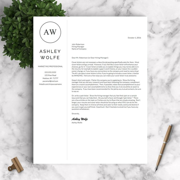 Modern Resume Template for Word and Pages: The Ashley   - Instant Download Resume Template  - US Letter and A4 CV Templates included  - Mac & PC Compatible using Microsoft Word and Mac Pages  - COMPLETELY CUSTOMIZABLE templates: Change fonts, colors, headings, or add/delete sections  - - - - - - - - - - - - - - - - - - - - - - At Landed Design Studio, my goal is to ensure you land the job with a resume template that looks great, showcases your most important information front and center, and…