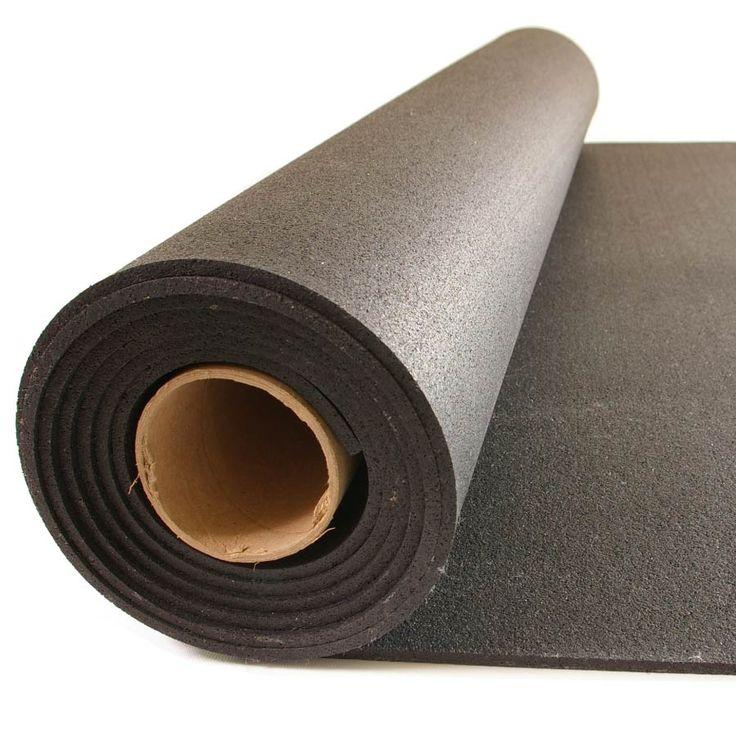 Rubber Flooring Rolls - Rolled Rubber Flooring, Rubber Mat ...