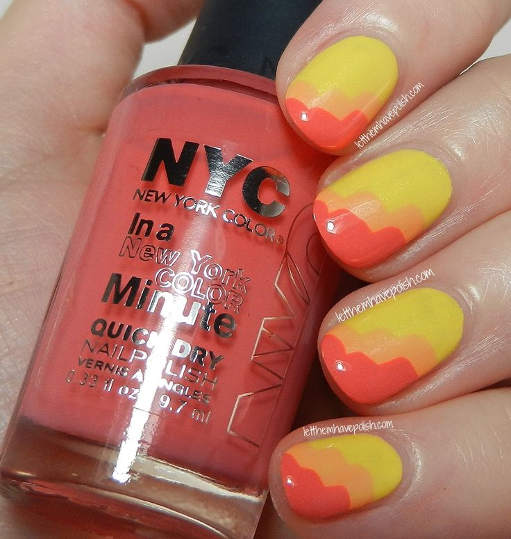 New York Summer Nail Polish: 61 Best Images About Summer Nail Art On Pinterest