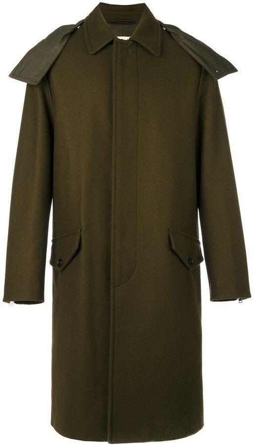 Marni classic trench coat