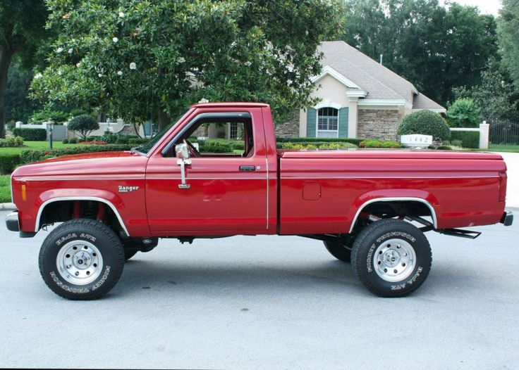 1988 Ford Ranger 4X4 | MJC Classic Cars | Pristine Classic Cars For Sale - Locator & Best 25+ Ranger 4x4 ideas on Pinterest | Ranger truck Ford raptor ... markmcfarlin.com