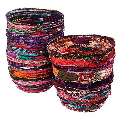 Stitched vessels