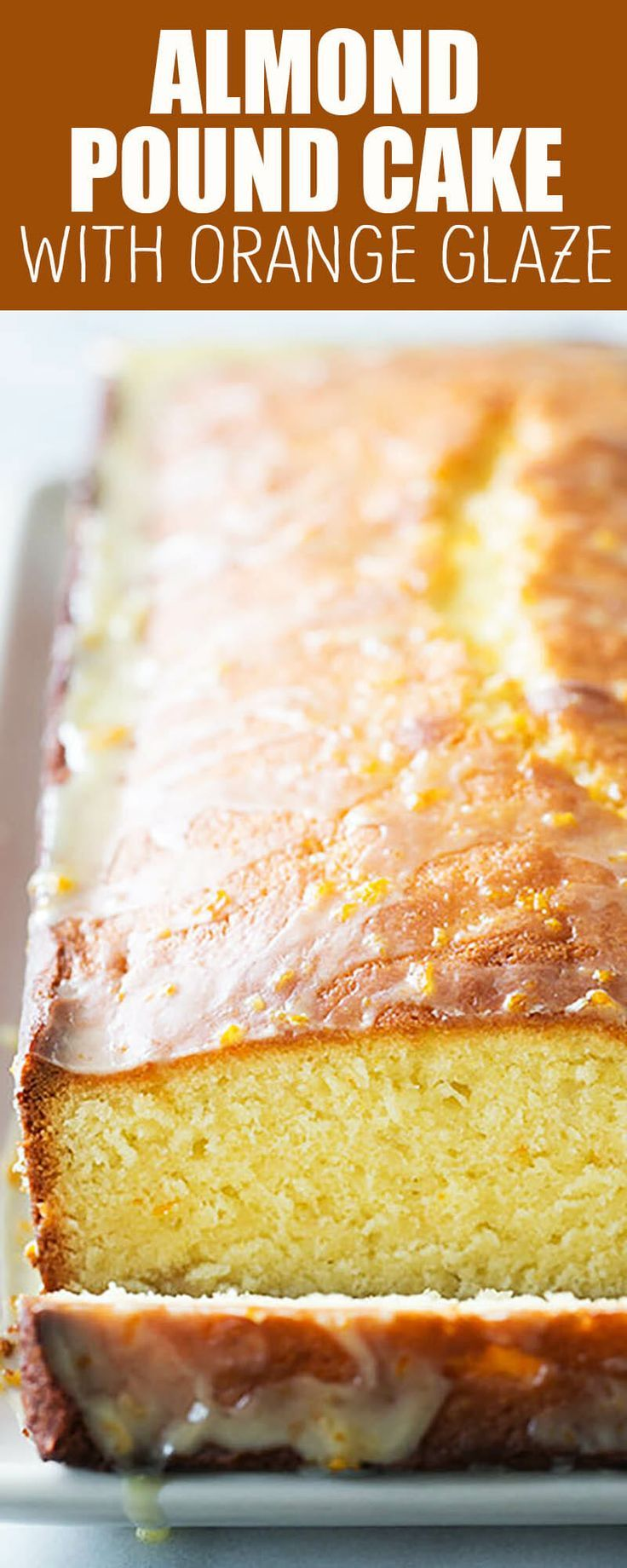 Almond Pound Cake | Posted By: DebbieNet.com
