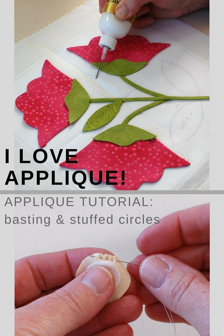 24 best Applique Quilts images on Pinterest