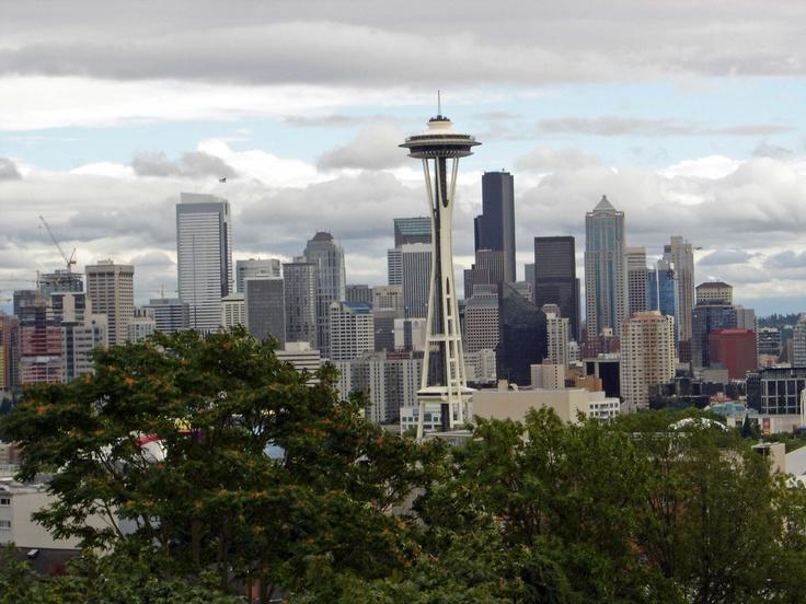 #Seattle Needle