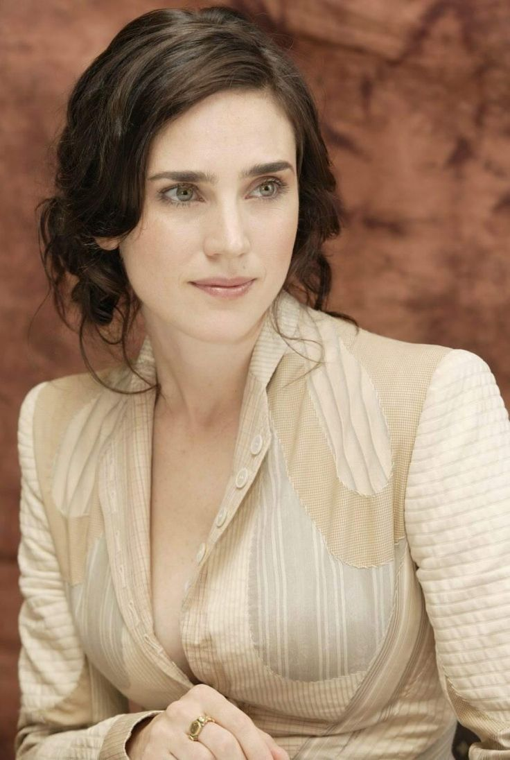 Jennifer Connelly ( American film actress )