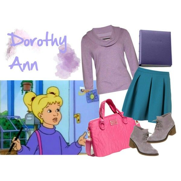 Magic School Bus Dorothy Ann Costume  eb6453edd4