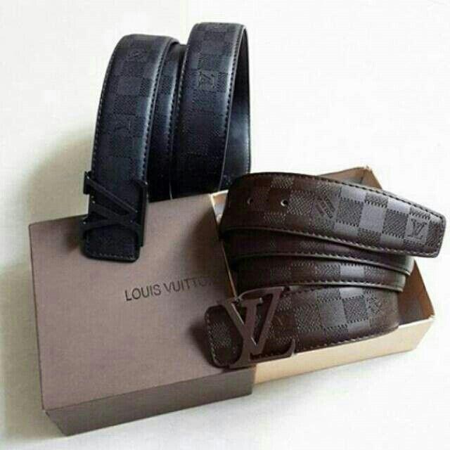 Saya menjual Belt/Sabuk LV EMBOSS BLACK & DARK BROWN QUALITY seharga Rp190.000. Dapatkan produk ini hanya di Shopee! http://shopee.co.id/wfashioncenter/1641560 #ShopeeID  #resellerwelcome #jakarta #surabaya #bali #bandung #dagelan #readystock #firsthand #reseller #sabukmurah #sabukcowok #sabuk #sabukkeren #jualsabuk #beltmurah #murah #beltcowok #belt #beltkeren #jualbelt #sabukpria #sabuklv #sabukhermes #sabukgucci #fashionpria #barangimport #jualanku #grosir #olshop #pobkk