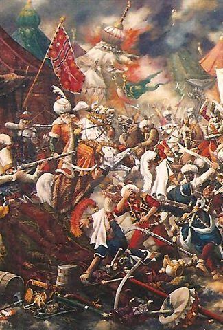 battle of Wienna 1683  part