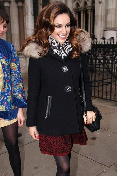 Diane Vickers attends the Look Show 2012 held at the Royal Courts of Justice in London