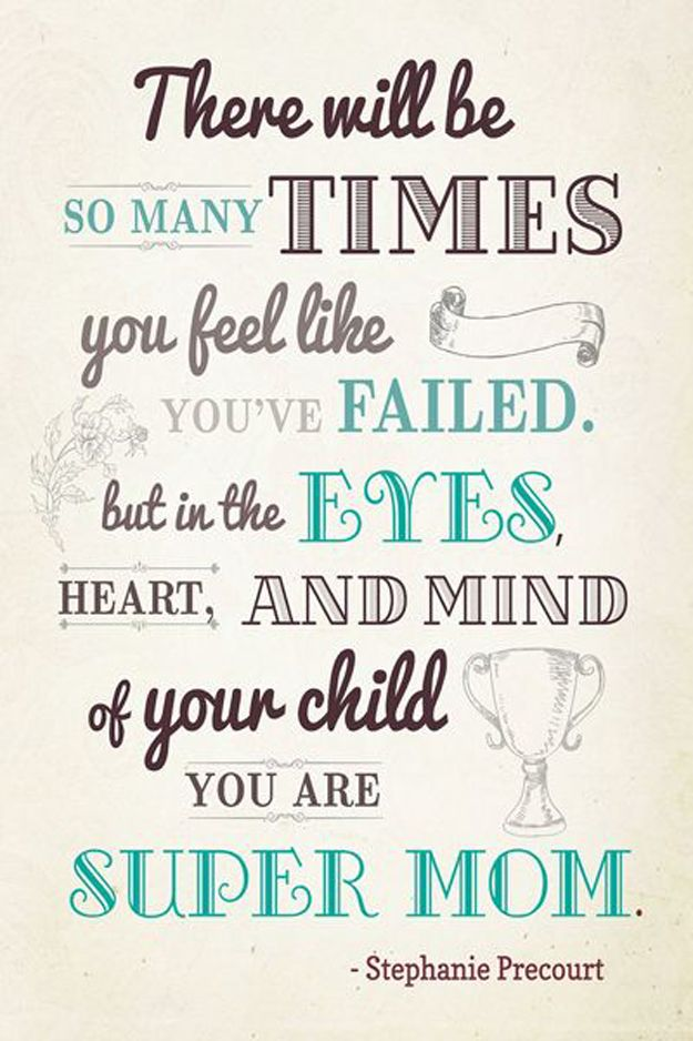 Lovely Mother's Day Quotes for DIY Gifts by DIY Ready at http://diyready.com/diy-gifts-mothers-day-quotes/