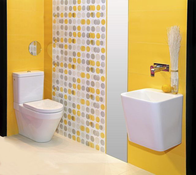 How To Remove A Toilet Seat With Stuck Nuts Hunker Yellow Bathrooms Bathroom Redesign Basement Bathroom Design