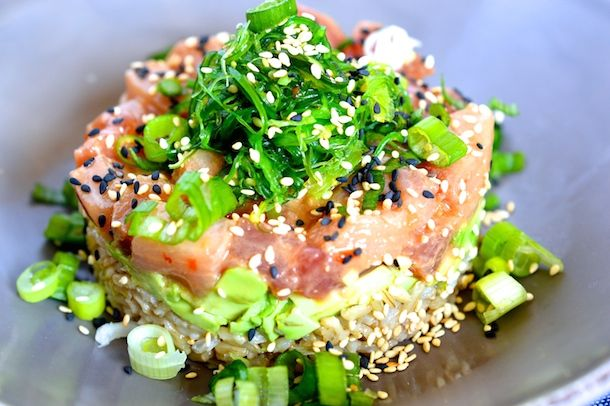 31 best aloha cafe grinds little tokyo l a images on for Yellowtail fish sushi