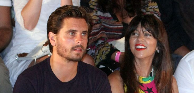 Kourtney Kardashian And Scott Disick Are Reportedly Fighting Over Their New Partners During The Holidays