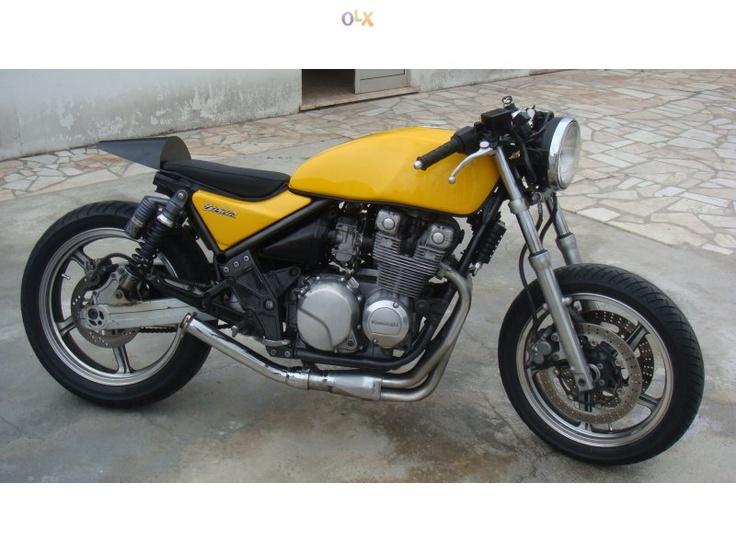 2005 #Kawasaki ZRX1200R , what a #classicbike!   川崎バイク
