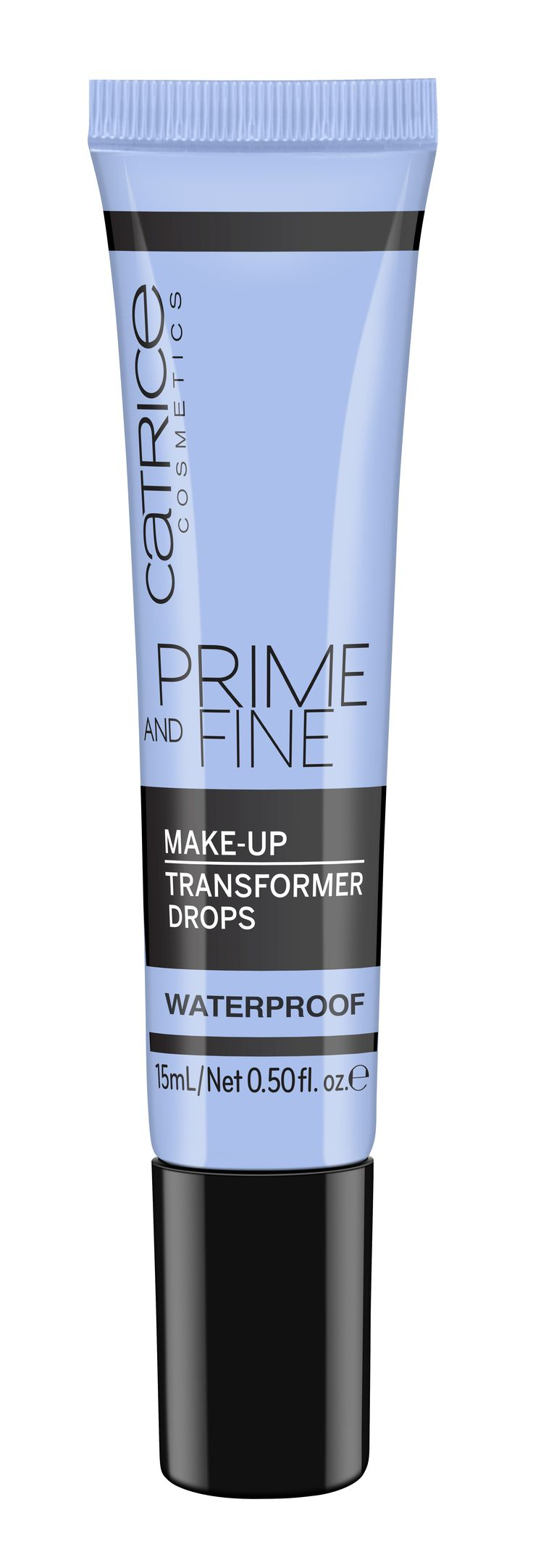 CATRICE PRIME AND FINE MAKE UP TRANSFORMER DROPS WATERPROOF