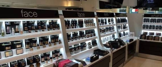 The Makeup Store That's Better Than The Drugstore