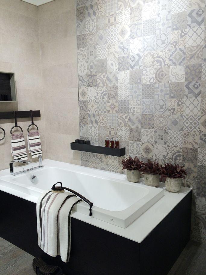 PORCELANOSA Grupo supera sus expectativas en Cersaie 2014...lovin this tile!