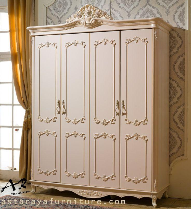 Lemari Pakaian Ukiran Jepara 4 Pintu Furniture Terbaru Lemari Pakaian Ukiran Jepara 4 Pintu Furniture Terbaru merupakan salah satu produk furniture terbaru yang kami kategorikan sebagai jenis furni…