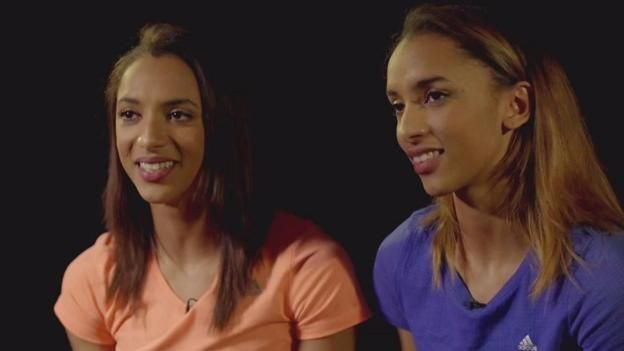 Meet the GB twins going for gold in Belgrade