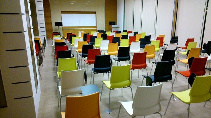 Conference Room in a taiwanese industry.