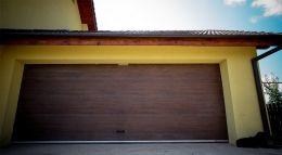 Usi de garaj sectionale doorTECK | www.arhispec.ro